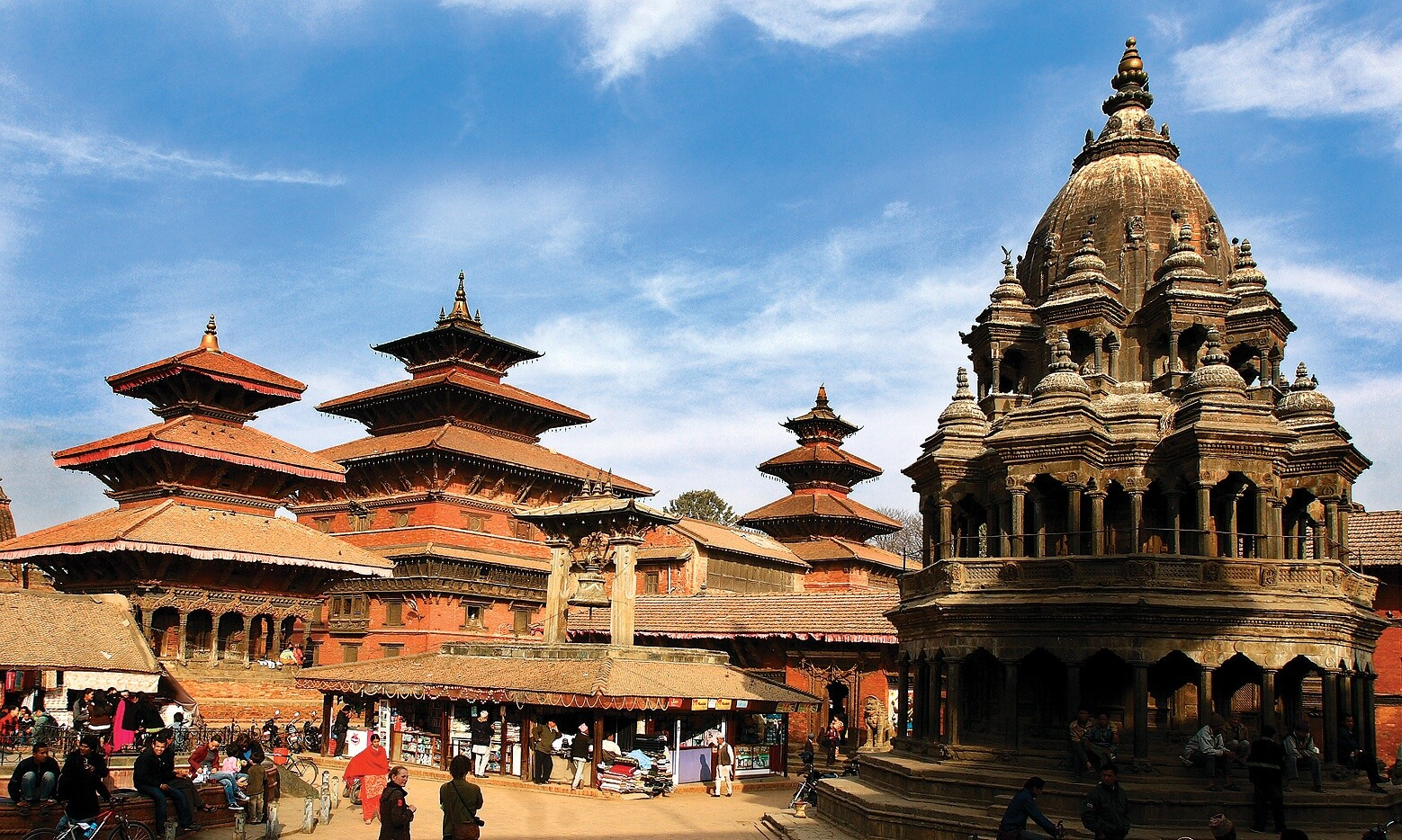 patan durbar square- yoga tour