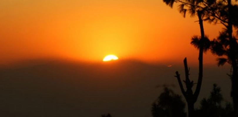 sunrise tour Nepal