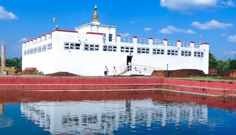 Lumbini Buddha Birthplace