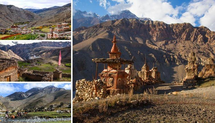 Upper Dolpo Attractions