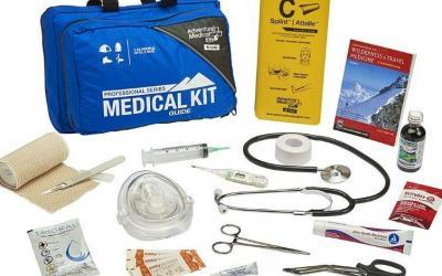 Recommended Medical Kit for Trekking