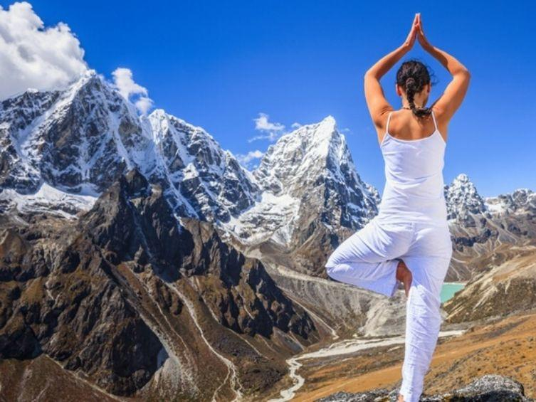 Why Yoga Trekking in Nepal?