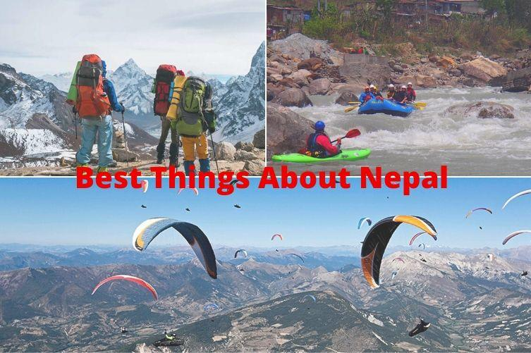 Nepal Best Things