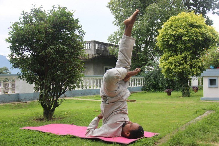 Rejuvenating Yoga Retreat