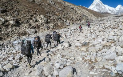 Mountaineering and Trekking history of Nepal
